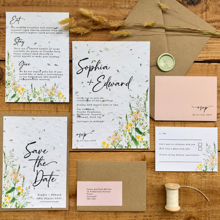 TOP TIPS: A wedding planner in Cornwall tells you how to pick eco-conscious suppliers.