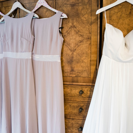 TOP TIPS: 6 Steps to finding your dream dress by a wedding planner in Cornwall.