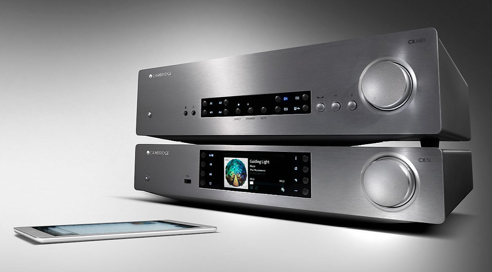 Cambridge Audio CXN (V2)