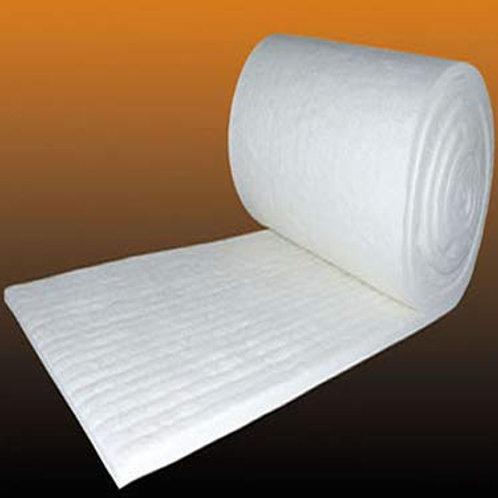 """Ceramic Fiber Blanket 2300F 6# 2""""x24""""x150"""""""