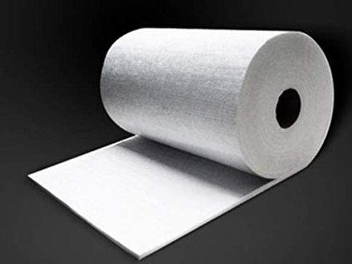 """Soluble Blanket 2300F 8# 1.5""""x24""""x200"""""""