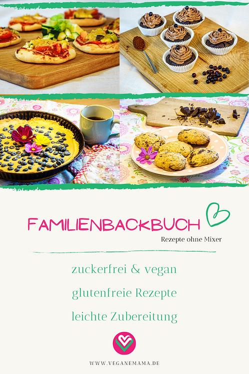 EBOOK Veganes Familienbackbuch