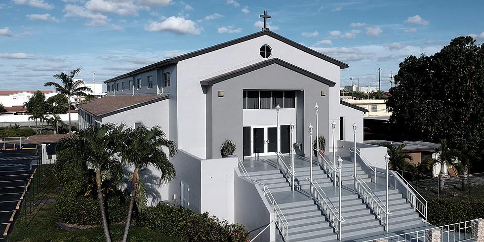 Apertura de Nuestro Templo