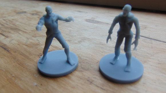 D&D Miniature Zombie