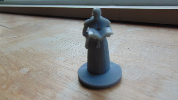 D&D Miniature Acolyte