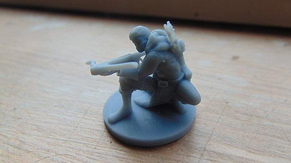 D&D Miniature Crossbow Ranger