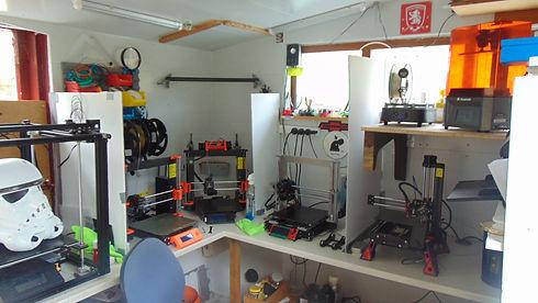 3d printing studio