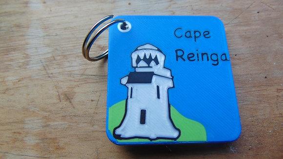 Cape Reinga Keyring