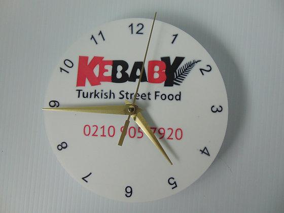 Personalised Custom Clocks