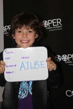 Ailbe from Cooper Screen Academy