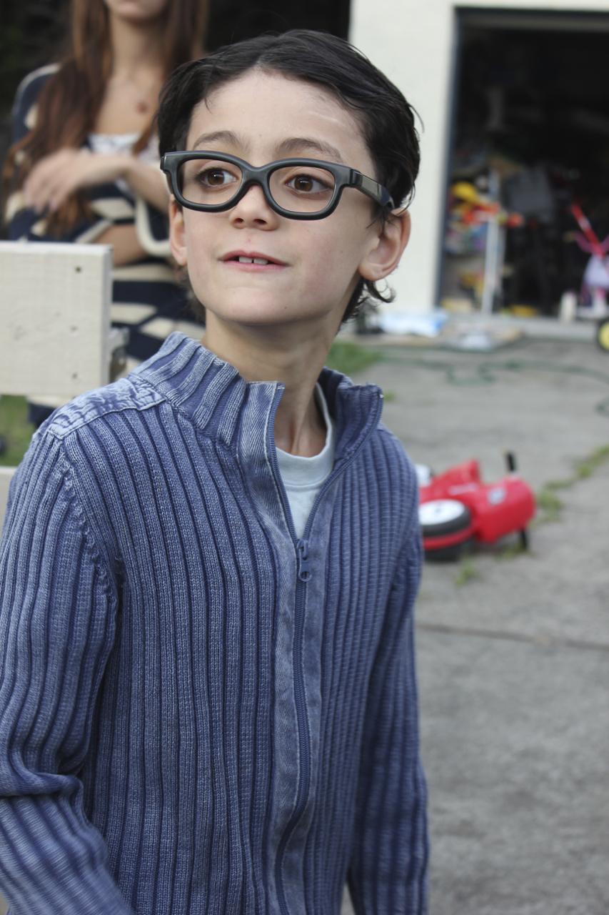 Jack as Toby