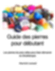 1ere_couv_-_Guide_des_pierres_pour_début