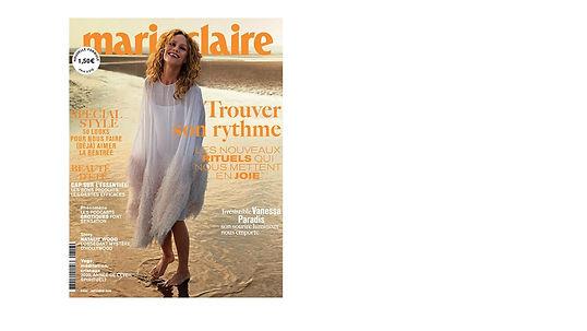 Henrick Lavaud - Marie Claire Magazine sept 2020