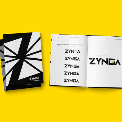 Zynga Rebranding