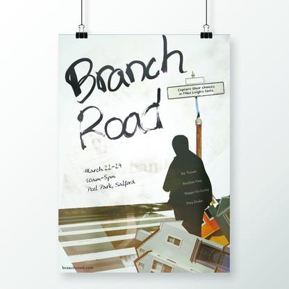 Branch Road—Film Festival Design