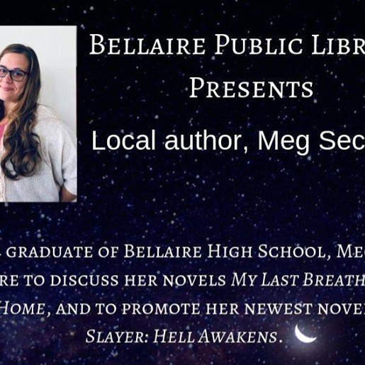 Meet and Greet at Bellaire Public Library