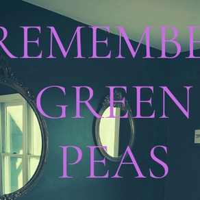 Remember Green Peas- Preview