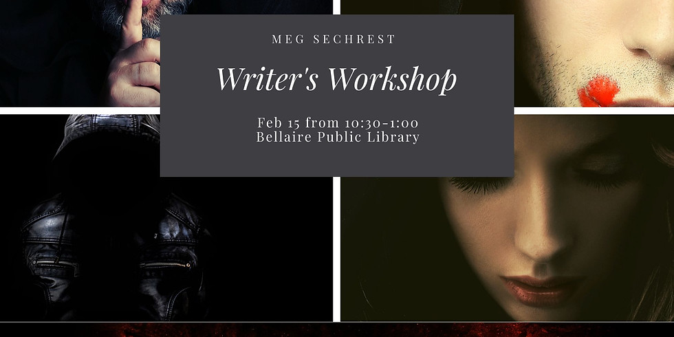 Writing Workshop at Bellaire Public Library