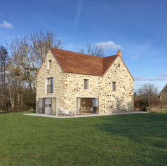 House Extension in Rural France