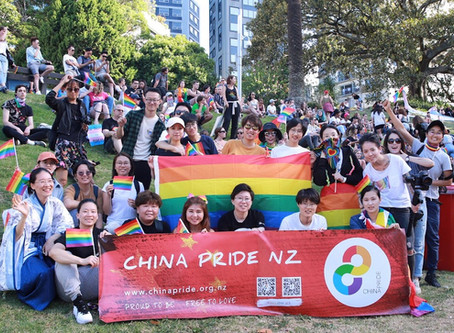 Members of China Pride NZ On Growing Up Gay in China And finding acceptance in New Zealand.