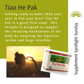 Tiao He Pak