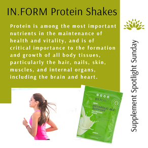 IN.FORM Protein Shakes
