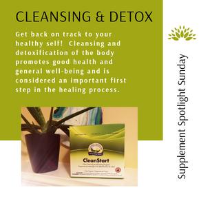 CleanStart Cleansing & Detox Program