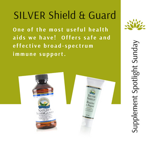 SILVER Shield & Guard