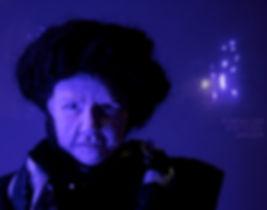 Dame der Gesellschaft, Kunstwerk von © Inga-Lisa Stettler-Jansen