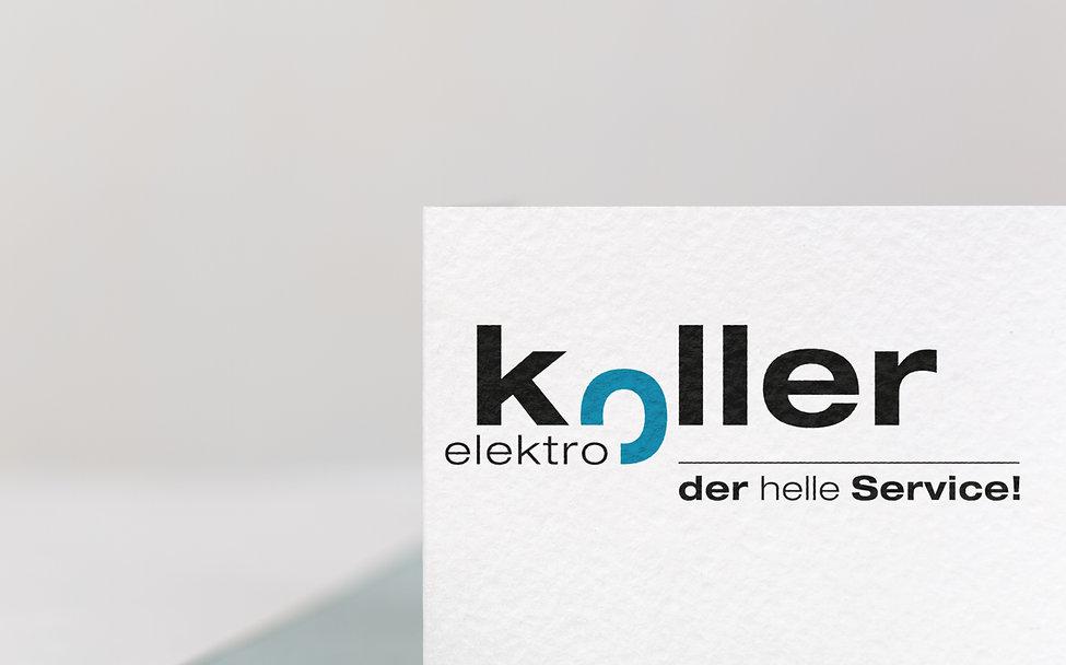 Koller Markenaubau und Logoentwicklung