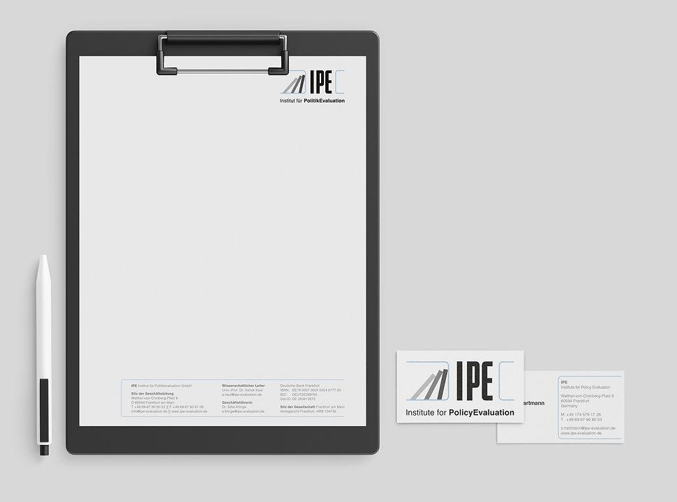 Geschäftsausstattung IPE