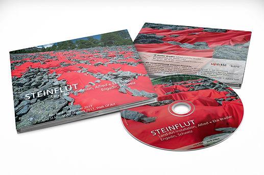 DVD Steinflutfilm Alfred Bradler