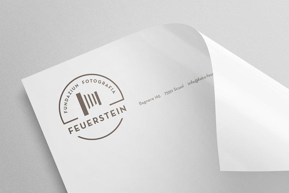 Logoentwicklung Feuerstein