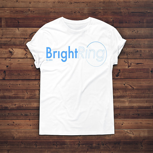 BrightRing  T-Shirt (White)