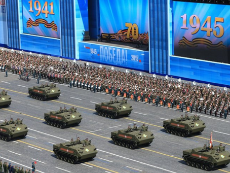 От парада Победы к Миру во всем Мире