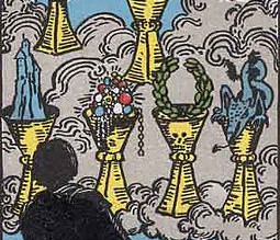 Wishful Thinking- Seven of Cups Story