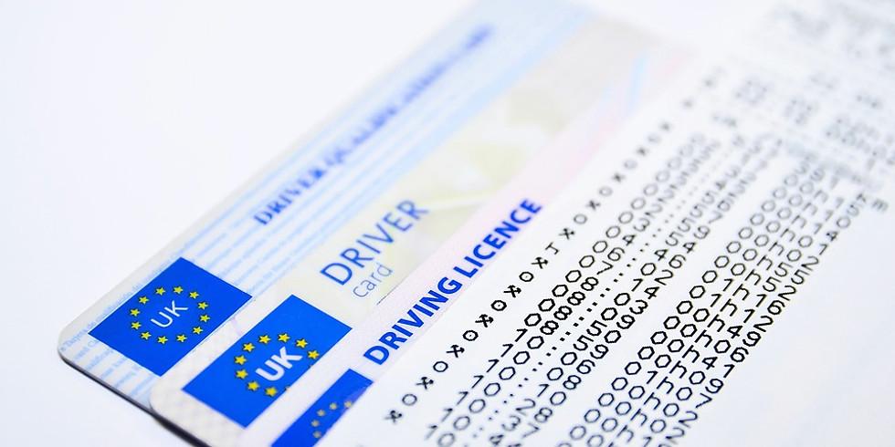 A Driver's Day/Digital Tachographs