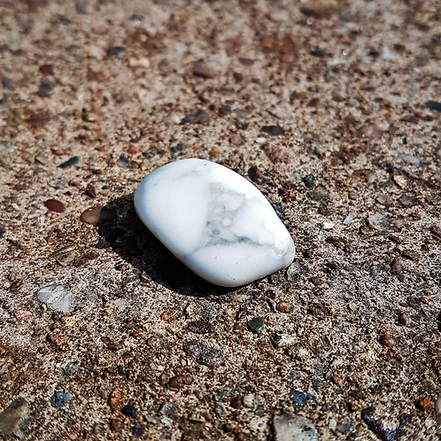 Howlite Crystal Stone