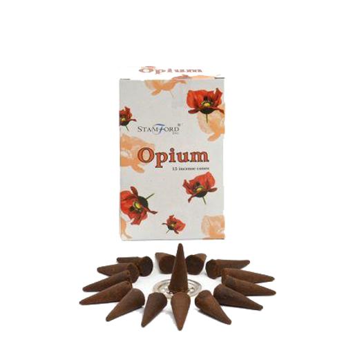 Stamford Opium Incense Cones