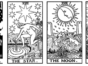 FREE Colour in Tarot Cards