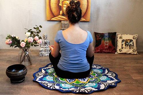 Mandala Meditation Mat