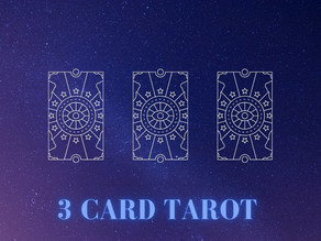 3 Card Tarot Card Spreads