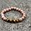 Thumbnail: Cedar Wood & Tigers Eye Bracelet