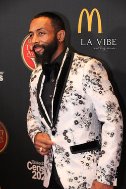 Baritone Best Dresses Red Carpet Trumpet Awards