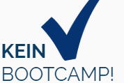 Kein Bootcamp