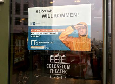 IHK Sicherheitstag in Essen