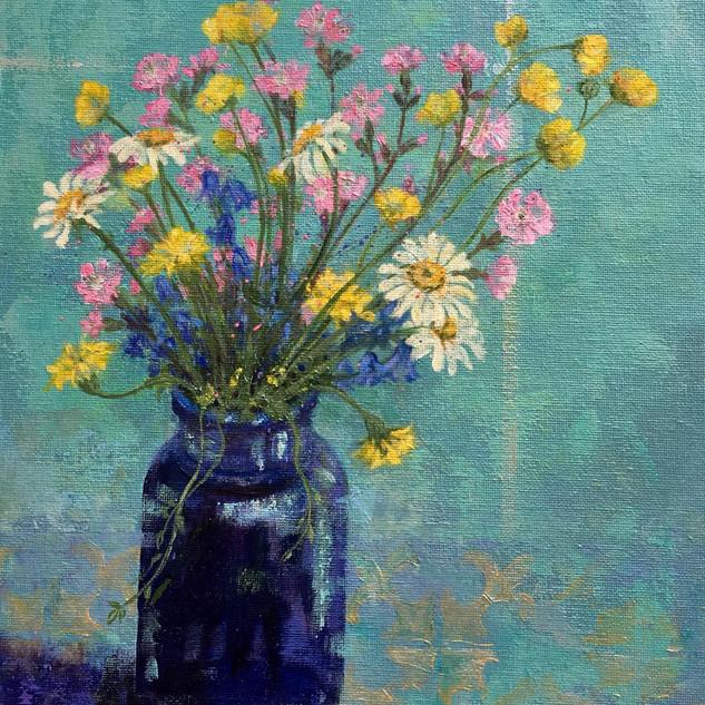 Teresa Allen -Wildflowers