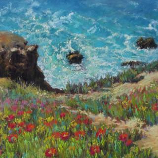 Spring Seascape