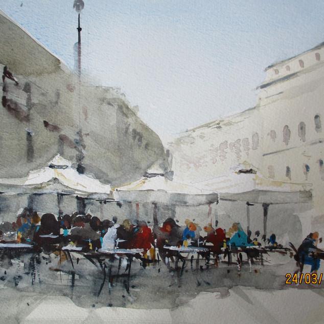 Piazza del Duomo, Syracus
