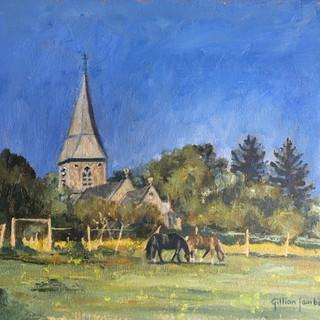 Gillian Lambert-Headley Church